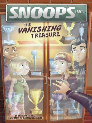 cover image of The Vanishing Treasure