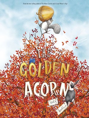 cover image of The Golden Acorn