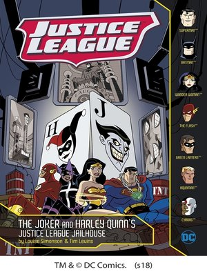 cover image of The Joker and Harley Quinn's Justice League Jailhouse