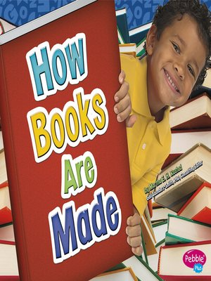 cover image of How Books Are Made
