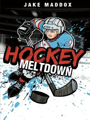 cover image of Hockey Meltdown