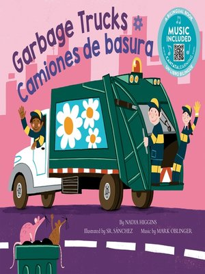 cover image of Garbage Trucks / Camiones de basura