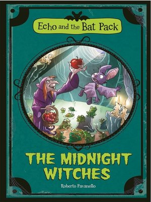cover image of The Midnight Witches