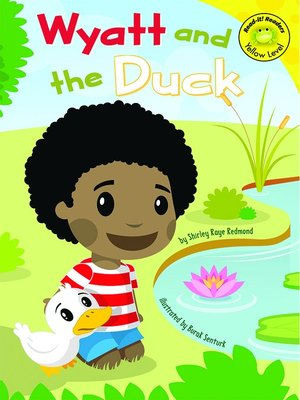 cover image of Wyatt and the Duck