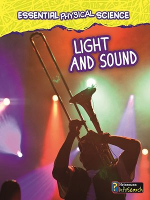 cover image of Light and Sound