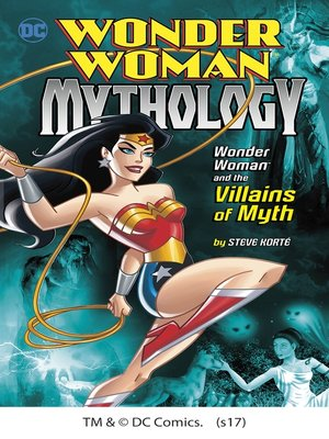 cover image of Wonder Woman and the Villains of Myth