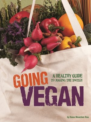 cover image of Going Vegan
