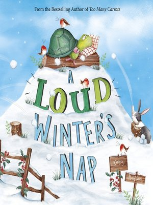 cover image of A Loud Winter's Nap