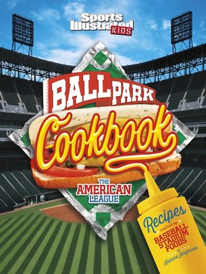 cover image of Ballpark Cookbook the American League