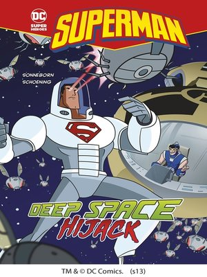 cover image of Deep Space Hijack