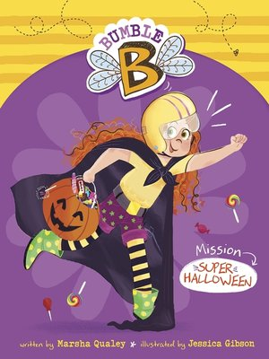 cover image of Mission Super Halloween