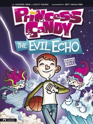 cover image of The Evil Echo