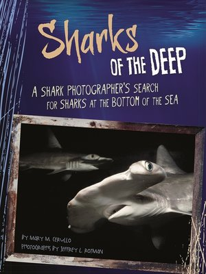 cover image of Sharks of the Deep