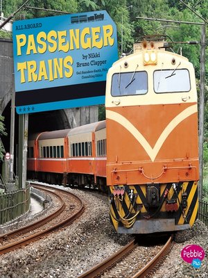 cover image of Passenger Trains