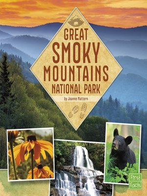 cover image of Great Smoky Mountains National Park
