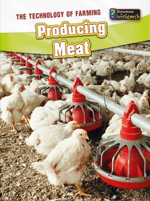 cover image of Producing Meat