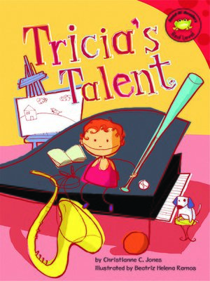 cover image of Tricia's Talent