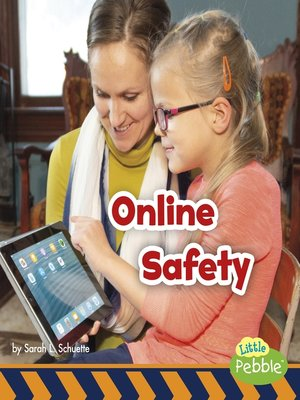 cover image of Online Safety