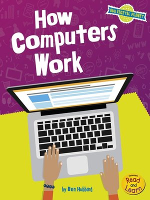 cover image of How Computers Work