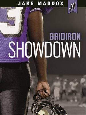 cover image of Gridiron Showdown