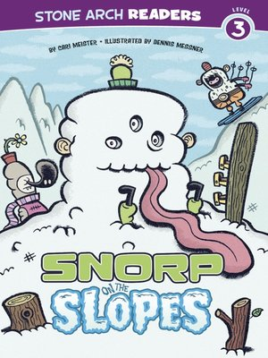 cover image of Snorp on the Slopes