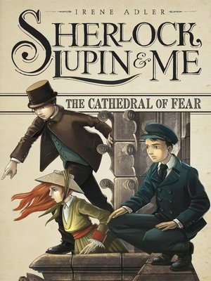 cover image of The Cathedral of Fear