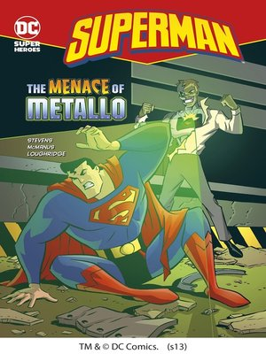 cover image of The Menace of Metallo