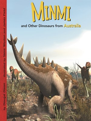 cover image of Minmi and Other Dinosaurs of Australia