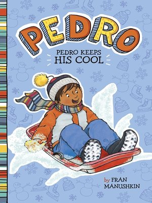 cover image of Pedro Keeps His Cool