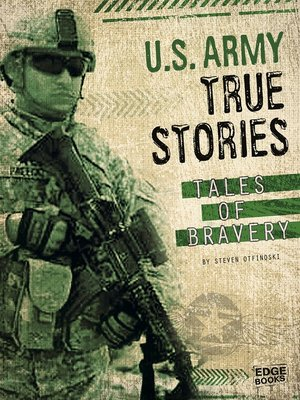 cover image of U.S. Army True Stories