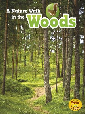 cover image of A Nature Walk in the Woods