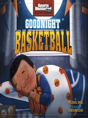 cover image of Goodnight Basketball