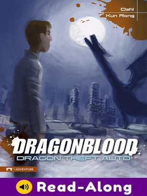 cover image of Dragon Theft Auto