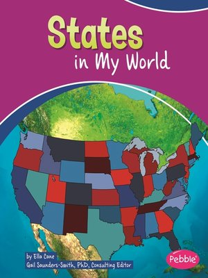 cover image of States in My World
