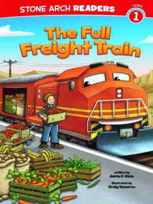 cover image of The Full Freight Train