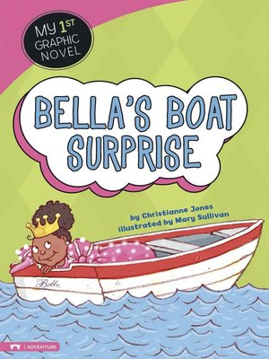 cover image of Bella's Boat Surprise