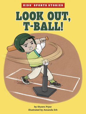 cover image of Look Out, T-Ball!