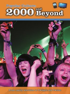 cover image of Popular Culture: 2000 and Beyond