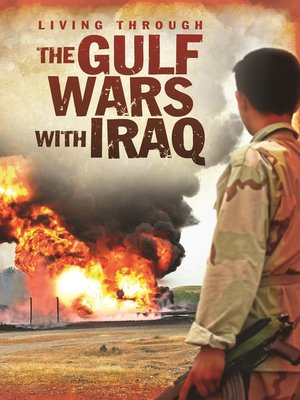 cover image of The Gulf Wars With Iraq