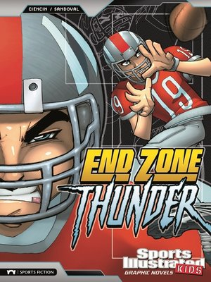 cover image of End Zone Thunder