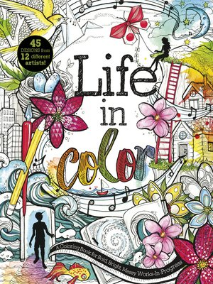 cover image of Life in Color