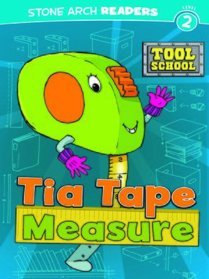 cover image of Tia Tape Measure