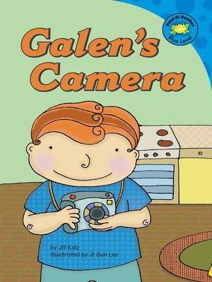 cover image of La cámara de Carlitos