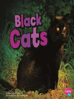 cover image of Black Cats