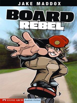 cover image of Board Rebel