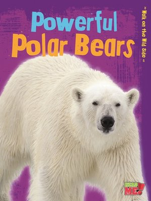 cover image of Powerful Polar Bears