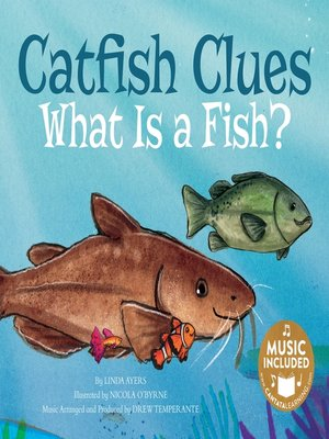 cover image of Catfish Clues