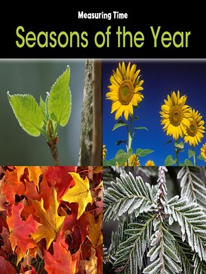 cover image of Seasons of the Year