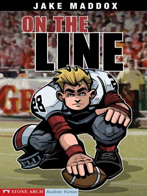 cover image of On the Line