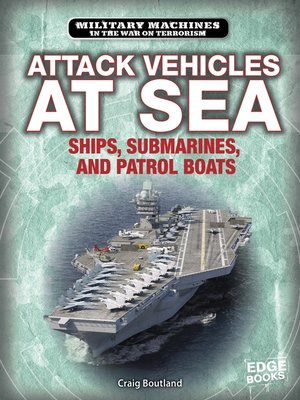 cover image of Attack Vehicles at Sea